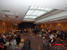 Mike Baron – Sacred Drumming - Conference 2017