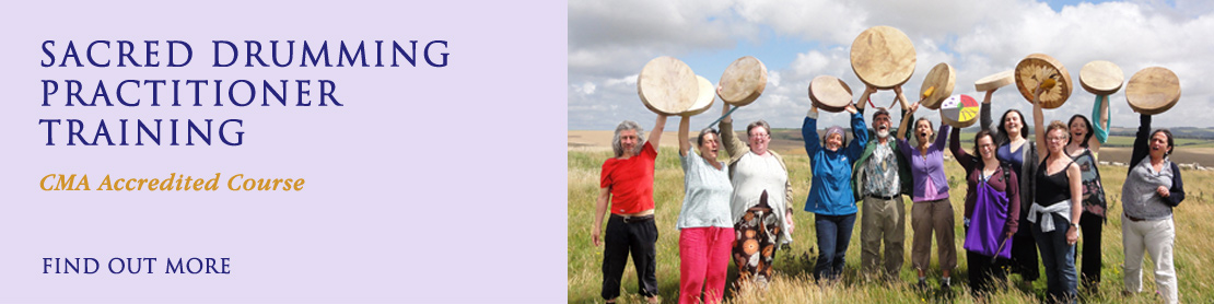 More about Sacred Drumming Practitioner Training