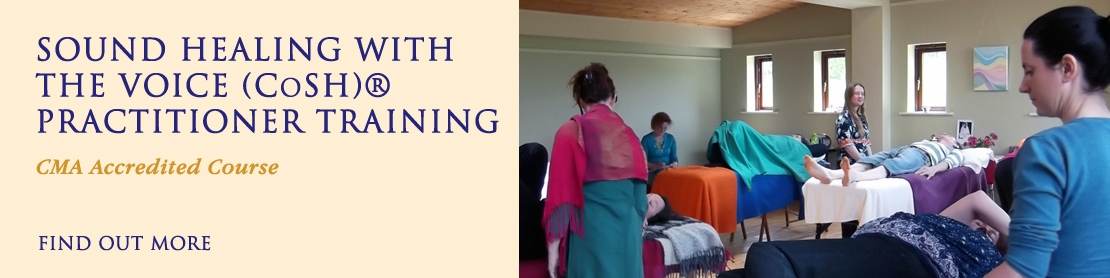 More about Sound Healing Practitioner Training