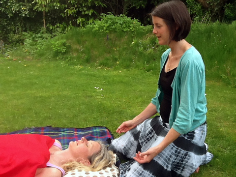 Sound Healing with the Voice Practitioner Training - moments